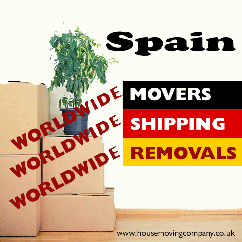 Murcia overseas furniture removals