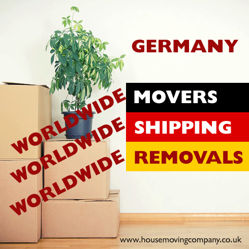 Brandenburg overseas furniture removals