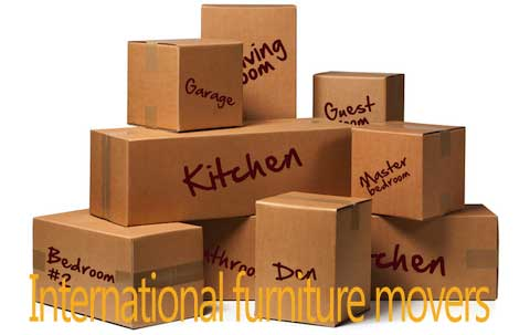 Olten overseas furniture removals