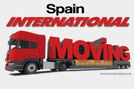 France Espana UK Demenagement